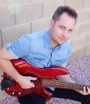 Christopher M offers bass lessons in Waddell, AZ