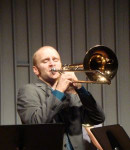 Nick W offers trombone lessons in North Prairie , WI