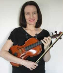 Patricia P offers violin lessons in Middle City East , PA