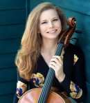 Molly A offers cello lessons in Hawthorne, NY