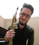 Will B offers saxophone lessons in Clayton, PA