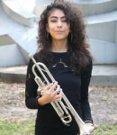 Camila F offers trumpet lessons in Clearwater Beach , FL