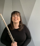 Molly H offers flute lessons in Twin Oaks , PA