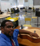 Patrick W offers guitar lessons in North College Park , MD