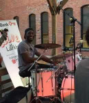 Isaiah G offers drum lessons in Lewiston, NY