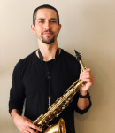 Christopher S offers saxophone lessons in Dockweiler, CA