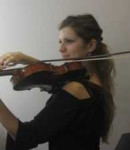 Milena A offers violin lessons in North Brentwood , MD