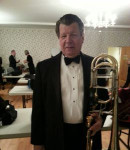 John R offers trombone lessons in Washington, CT