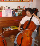 Martha S offers cello lessons in Noho, NY