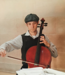 Jordan Adam Y offers cello lessons in Belmont, CA
