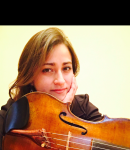 Ana M offers cello lessons in Southmoor Park , CO