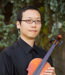Dongbin S offers violin lessons in Norfolk, CT