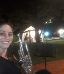 Bruna B offers trumpet lessons in University, FL