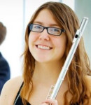 Kayla B offers saxophone lessons in Summit Hill , MN