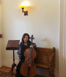 Olivia K offers cello lessons in Williamsburg, NY