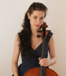 Mikala S offers cello lessons in Dockweiler, CA