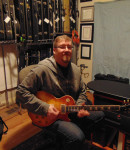 Frankie P offers guitar lessons in Arlington, MA