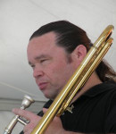 Ric F offers trombone lessons in West Menlo Park , CA