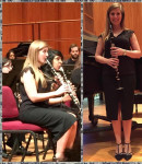 Kate W offers clarinet lessons in White Plains , NY