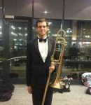 Joseph V offers trombone lessons in Pittsburgh, PA