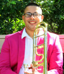 Cesar P offers trombone lessons in North Tampa Bay , FL