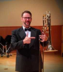 Matthew M offers trombone lessons in Oklahoma City , OK