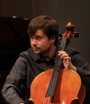 Jordan B offers cello lessons in Elmsford, NY