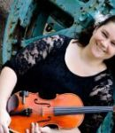 Brittany J offers violin lessons in North Houston , TX