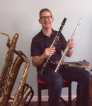 Daniel L offers clarinet lessons in Woolwich Township , PA