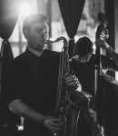 Tyler H offers saxophone lessons in Cherry Valley , PA