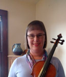 Susanna S offers cello lessons in Houston, PA