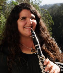 Sarah V offers clarinet lessons in Moss Beach , CA