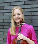 Rebecca B offers violin lessons in Mount Rainier , MD
