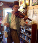 Stan G offers violin lessons in Croydon, PA