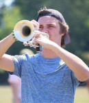 Cameron B offers trombone lessons in Alexis, NC