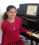 Katherine G offers piano lessons in Santa Fe Springs , CA