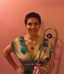 Mariel A offers trombone lessons in Montebello, CA