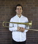 Ryan K offers trombone lessons in West Price Hill , OH