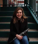 Erin S offers saxophone lessons in New Century , KS