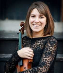 Julia B offers violin lessons in San Francisco , CA