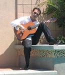 Timur D offers guitar lessons in La Mirada , CA