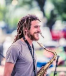 Darin J offers saxophone lessons in Washington Park , CO