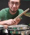 Andrew B offers drum lessons in North Buckhead , GA