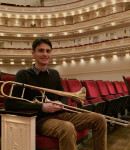 Matteo P offers trombone lessons in Ridgewood Bogota , NJ