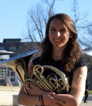 Rachel O offers trombone lessons in Upper Black Eddy , PA