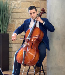 Andres V offers cello lessons in Lake Highlands , TX