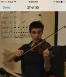 Jason R offers violin lessons in Mount Rainier , MD