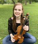 Meghan F offers violin lessons in Stickney, IL