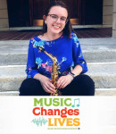 TaylorM offers flute lessons in Riverside, MD