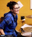 Coralie H offers drum lessons in San Marcos , CA